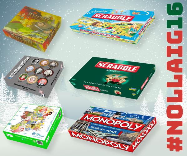 Buy Irish Language Games