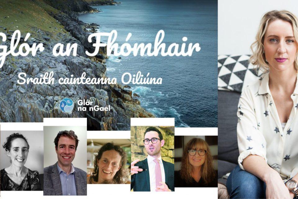 Glór an Fhómhair - Sraith Cainteanna ar shainábhair faoi leith