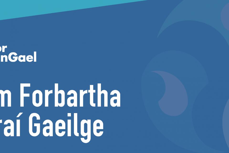 Scéim Forbartha Líonraí Gaeilge - Seisiún Eolais